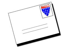 Free American Letter 5 Royalty Free Stock Photos - 5830778