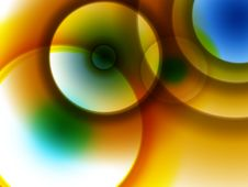 Free Abstract Circle Background 52 Stock Photos - 5830893