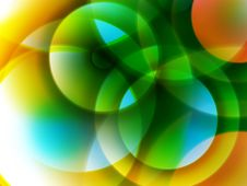 Free Abstract Circle Background 54 Stock Image - 5830901