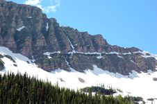 Free Glacier Mountian Stock Photography - 5831642
