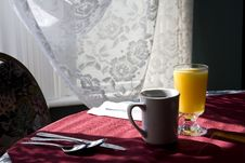 Free Breakfast Stock Photography - 5831892