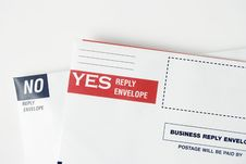 Free Envelope Royalty Free Stock Photos - 5832638