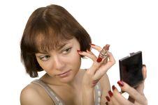 Free Morning Make -up Stock Photography - 5833172