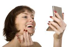 Free Morning Make -up Royalty Free Stock Photo - 5833245