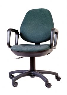 Free Office Rotating Armchair Stock Image - 5833341