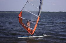 Free Windsurfer Stock Photos - 5833563
