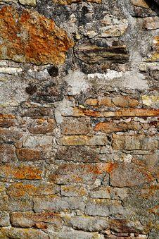 Free Ancient Brick Wall Stock Images - 5834634