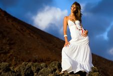 Free Woman Royalty Free Stock Photography - 5834647