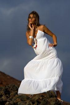 Free Woman Royalty Free Stock Photos - 5834648
