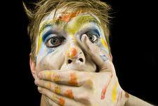 Free Clown2 Stock Photography - 5835012