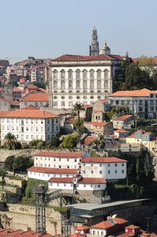 Portugal, Porto The Ancient City Royalty Free Stock Photos