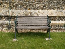 Free Bench Seat Stock Photography - 5835322