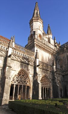 Free Portugal, Batalha: Batalha Monastery Stock Photo - 5835370