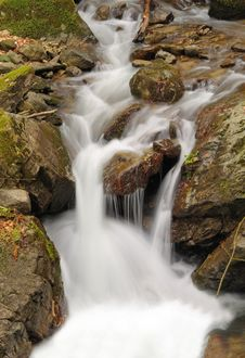 Free Water In Nature Royalty Free Stock Photography - 5835387