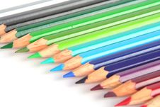 Free Colored Pencils Stock Photos - 5835503