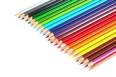 Free Colored Pencils Royalty Free Stock Photo - 5835625