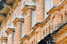 Free Old Architecture 3 Royalty Free Stock Photo - 5835995