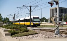 Free High Speed Light Rail Stock Photography - 5836622