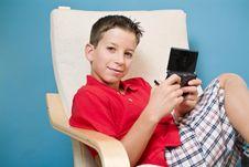 Electronic Fun Stock Photo