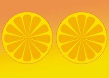 Free Double Orange Stock Photo - 5836910