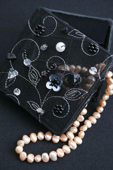 Free Jewelery Box Royalty Free Stock Photography - 5836927