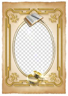 Free Wedding Frame Stock Photos - 5836933