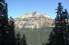 Free Mountainous Massif. Stock Photo - 5837440
