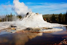 Free Castle Geyser Stock Photos - 5837493