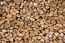 Free Wood Chunks Royalty Free Stock Images - 5837859