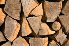 Free Wood Chunks Stock Image - 5837991