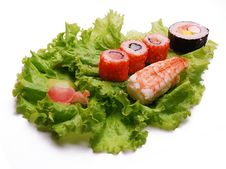 Free Sushi Stock Photos - 5838143