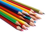 Free Color Pencils Royalty Free Stock Images - 5838149