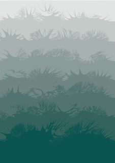 Free Green Abstract Grass Royalty Free Stock Photo - 5838245