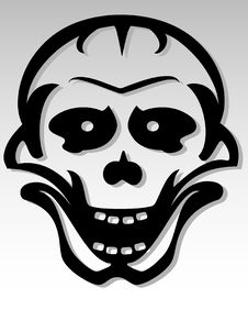 Free Skull Stock Photography - 5838372