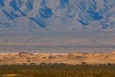 Free Dunes Stock Image - 5838771