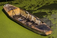 Free Rusty Boat Royalty Free Stock Images - 5838939