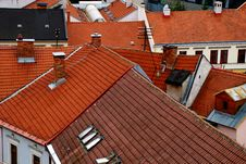 Free Roof 3 Stock Photography - 5839952