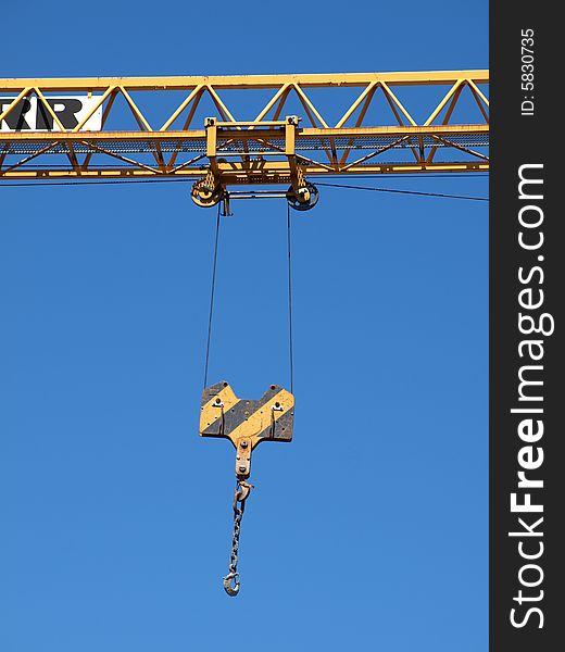 Crane s hook