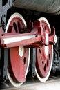Free Wheel Of The Vapour Train Stock Photo - 5846260