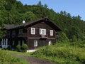 Free Traditional Wooden Villa Royalty Free Stock Photo - 5846375