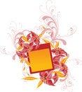Free Floral Frame Stock Images - 5848934