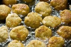 Free Meat Balls Royalty Free Stock Photos - 5840268
