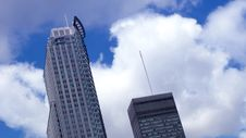 Free Tall Buildings And Sky Stock Photos - 5840623