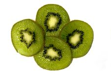 Free Kiwi Slices Stock Images - 5841674