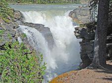 Free Athabasca Falls Stock Photos - 5841733