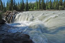 Free Athabasca Fall Stock Images - 5841764