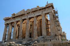 Free Parthenon Royalty Free Stock Photo - 5841815