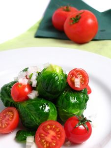 Free Fresh Organic Salad Royalty Free Stock Photo - 5842005