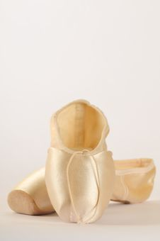 Free Close-up Ballet Pastel Pointe Stock Photography - 5842582