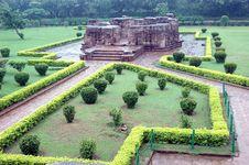 Konark Temple Of Orissa-India. Stock Photography